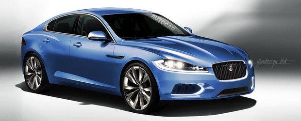 Jaguar lanseaza patru modele noi