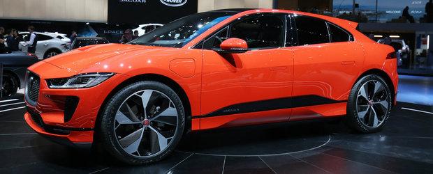 Jaguar le rade in fata nemtilor: britanicii au lansat un rival pentru Tesla inaintea Audi, BMW si Mercedes. POZE REALE