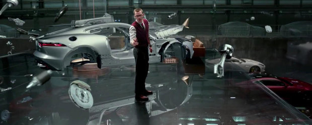 Jaguar ne dezvaluie cum este asamblat fiecare model in parte
