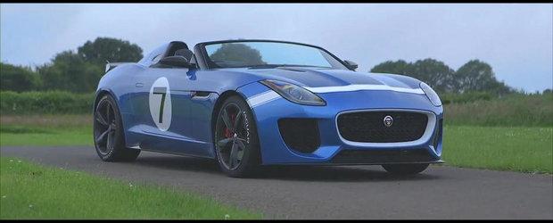 Jaguar ne spune povestea conceptului Project 7