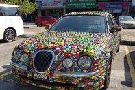 Jaguar plin de masinute