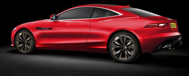 Jaguar pregateste un rival pentru S Coupe. Cand va fi lansat noul XJ Coupe