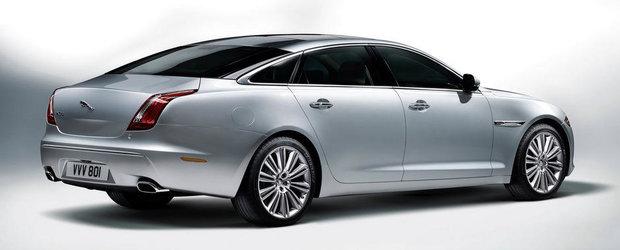 Jaguar propune doua versiuni de design pentru noul model XJ