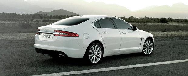 Jaguar va lansa o noua gama entry-level din aluminiu