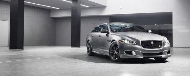 Jaguar vine la New York cu un XJ de 550 cai putere