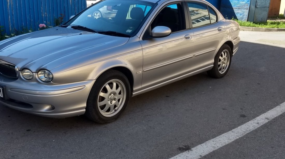 Jaguar X-Type 2.0 d 2005