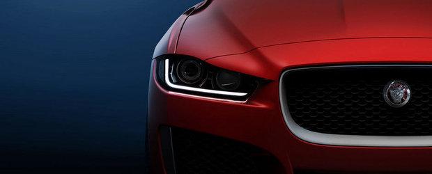 Jaguar XE: Noi detalii despre rivalul britanicilor pentru A4, Seria 3 si C-Class