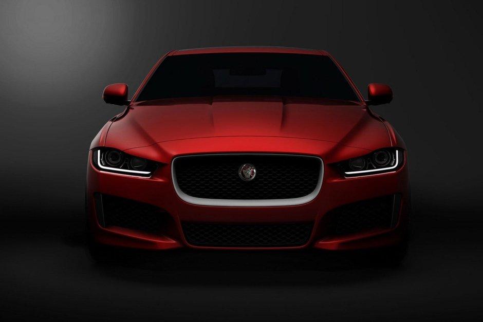 Jaguar XE - Teaser