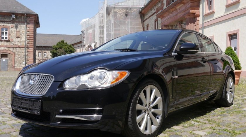 Jaguar XF 2.7 V6 Bi-turbo 2009