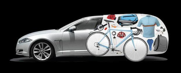 Jaguar XF SportBrake apare intr-o noua poza teaser