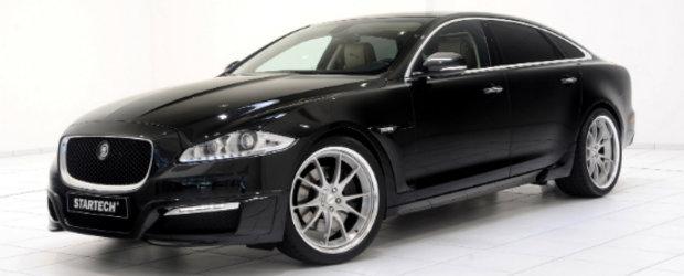 Jaguar XJ by Startech - Limuzina cu radacini nobile