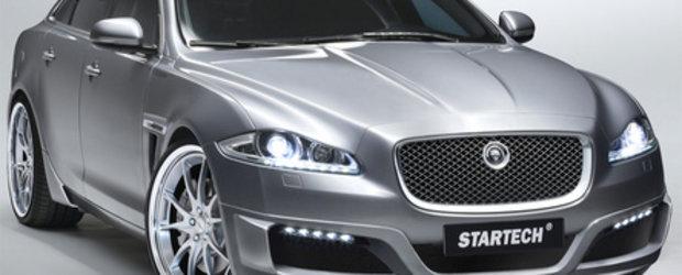 Jaguar XJ by Startech - Star Trek
