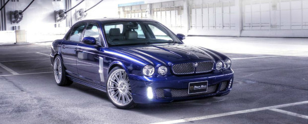 Jaguar XJ by Wald International - Tuning japonez pentru o limuzina britanica