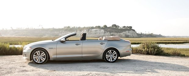 Jaguar XJ Convertible - O creatie unica marca NCE