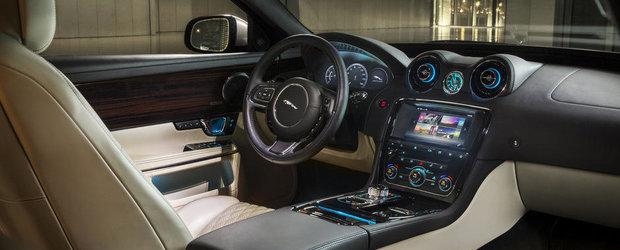 Jaguar XJ se reinnoieste pentru lupta cu Audi A8, BMW Seria 7 si Mercedes S-Class