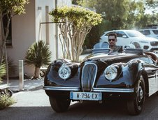 Jaguar XK120 restaurat