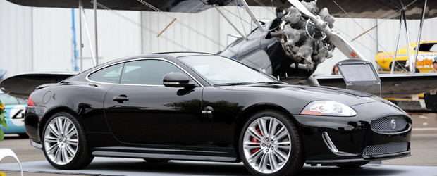 Jaguar XKR175 in serie limitata, dezvaluit la Pebble Beach