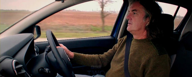James May testeaza Dacia Sandero in cel mai nou sezon Top Gear