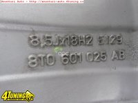 Janta 18 originala Audi A4 8K A5 8T cod OEm 8T0601025AB