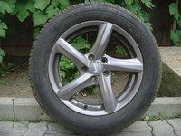 Janta aliaj Advanti Racing ca Noua  5x105 pe 16 ptr. Opel Astra J,Astra K,Mokka,Chevrolet Cruze,Aveo