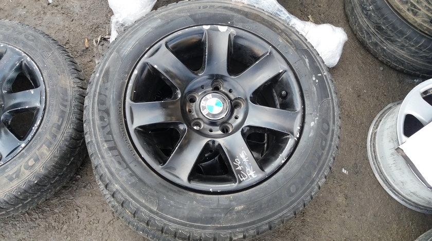 Janta aliaj BMW Seria 3 E46, R15, 5 x 120, cod BMW-4A-25
