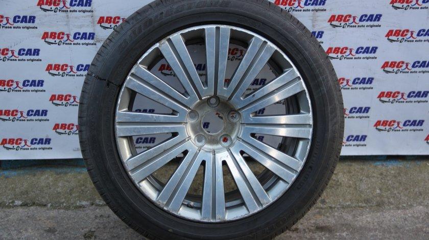 Janta aliaj cu anvelopa de vara Brigestone 255 / 45 / R18 ET 45 cod: 3D0601025S VW Phaeton model 2008