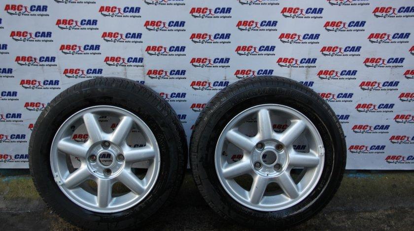 Janta aliaj cu anvelopa de vara Michelin 185 / 60 / R14 6JX14H2 ET 45 R14 cod: 1H0601025R VW Golf 3 model 1995