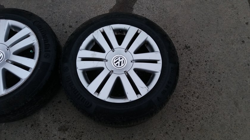 Janta aliaj VW Passat B6, R15, fabr (2005–2010), Cod : 3C0 601 025 B