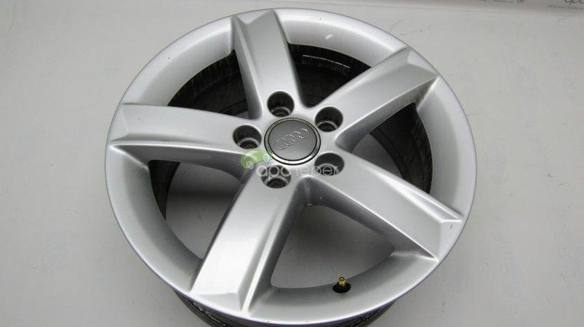 Janta Aluminiu Audi A4 8K B8 16'' Originala cod 8K0071496