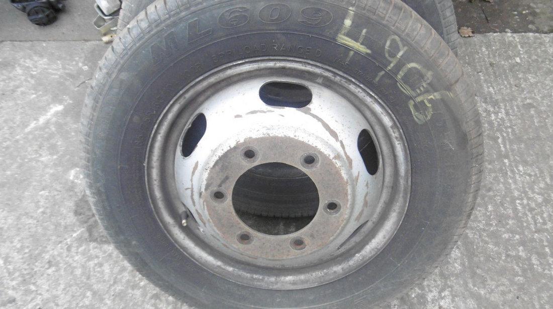 janta ford transit punte dubla 6 prezoane r16