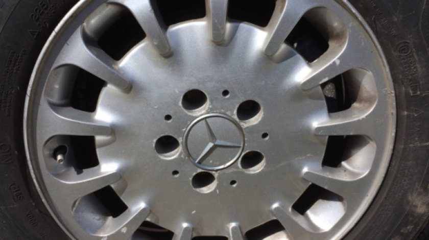 Janta Mercedes-Benz E-Class W211/S211 [2002 - 2006] Sedan 4-usi 320 CDI 5G-Tronic (204 hp) Elegance (211.026) 3.2 CDI - 648.961