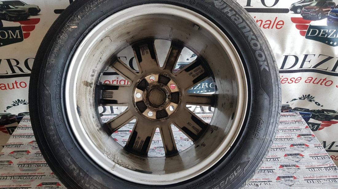 Janta originala 16 inch VW Passat B7 5x112 7J ET45 cod piesa : 3AA601025
