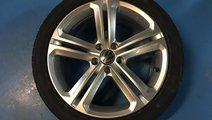 Janta originala VW Passat B7 235/40/R18 cu anvelop...