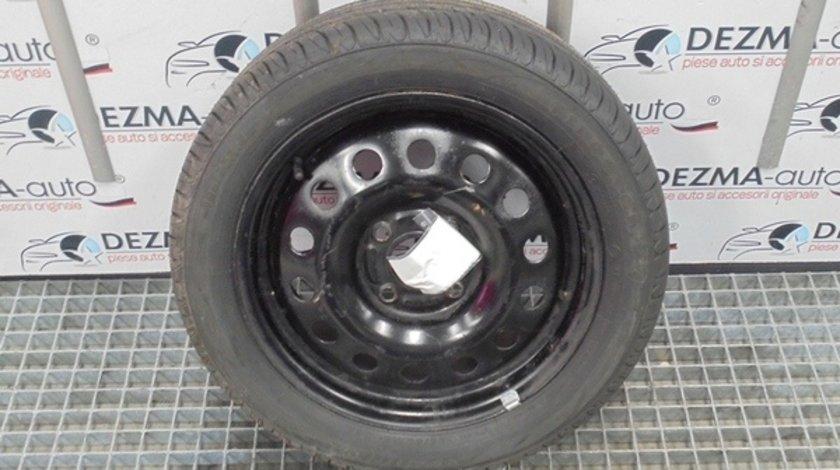 Janta tabla, Ford Fiesta 5