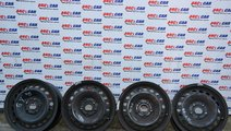 Janta tabla R15 ET 47 5X112 VW Golf 5 cod: 1K06010...