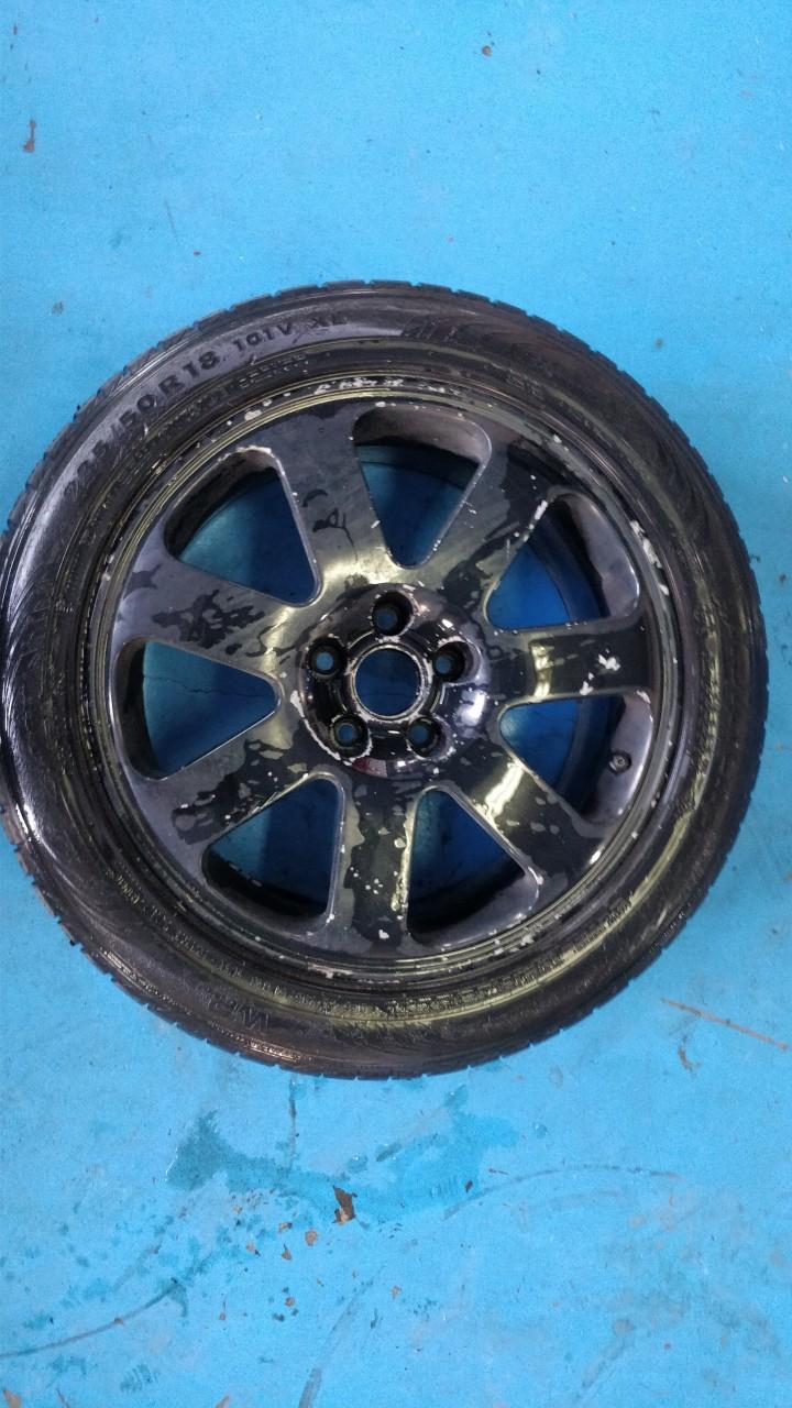 Janta Volkswagen 5x112 R18 J8.5 ET45