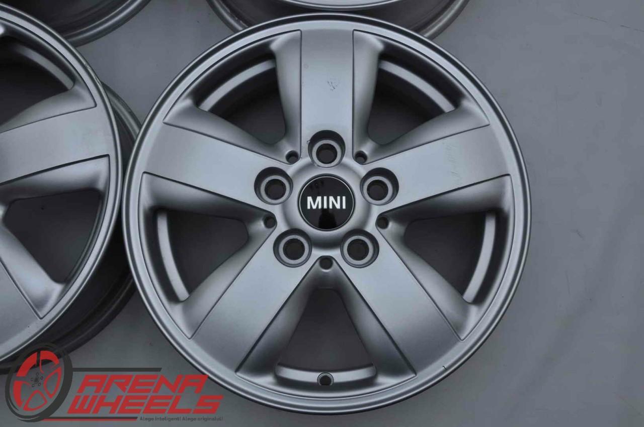 Jante 15 inch Originale Mini One F55 F56 F57 Cooper R50 R56 Style 492