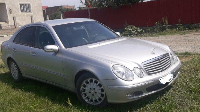 Jante 16 cu anvelope cadou Mercedes e class w211 motor 2.7cdi stanga