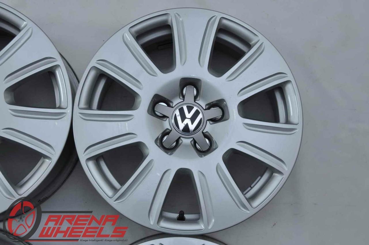 Jante 16 inch Originale VW Tiguan Golf Jetta Passat Touran Sharan T-Roc EOS BeetleR16