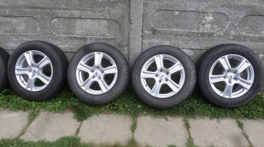 Jante 16 RC Design Opel Astra J 216 60 16 Iarna Dunlop