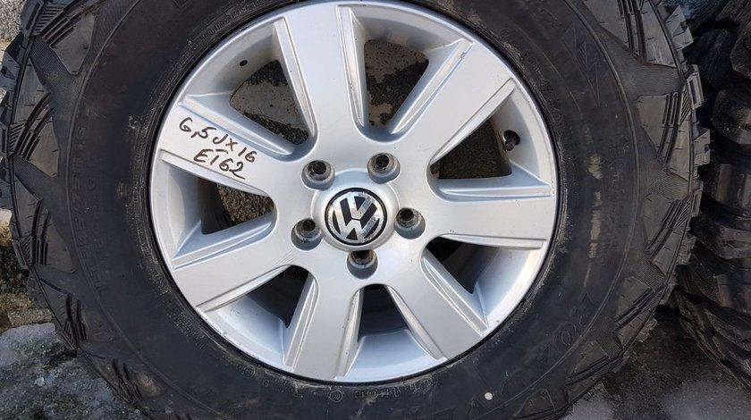 Jante 16 VW Amarok 245 75 16 MT Noi