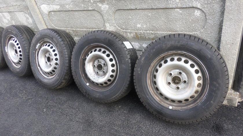 Jante 16 VW T5 215 65 16 NOII  vara Michelin Agilis dot(0819)