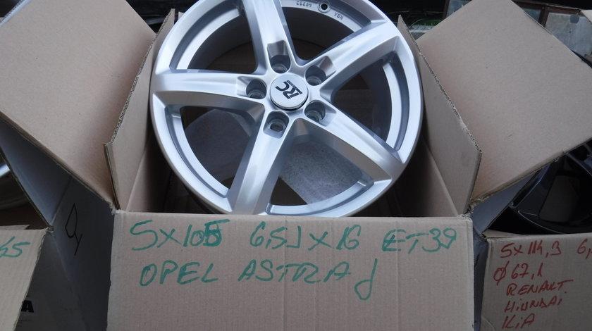 Jante 16 zoll RC Design Opel Astra J 5X105 Chevrolet Cruze