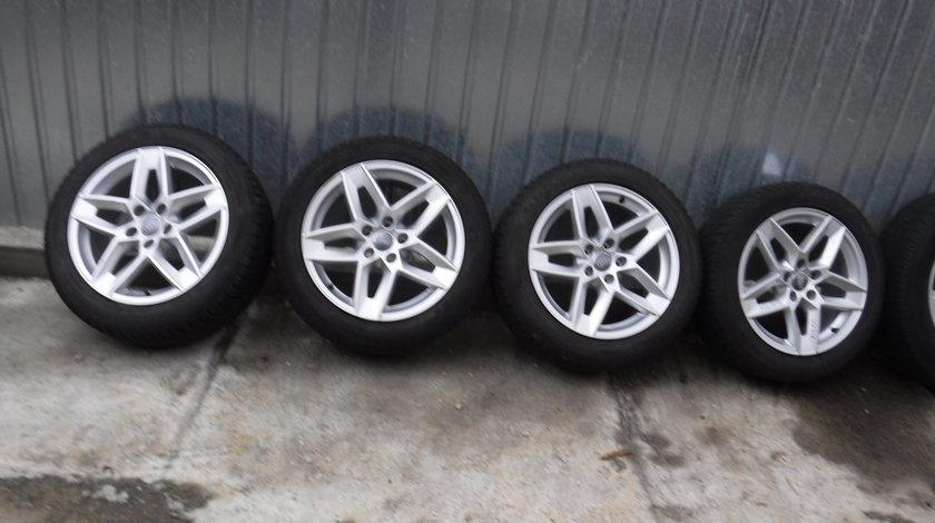 Jante 17 Audi A4 b8 ,b9 Iarna 225 50 17 Goodyear dot (0917)