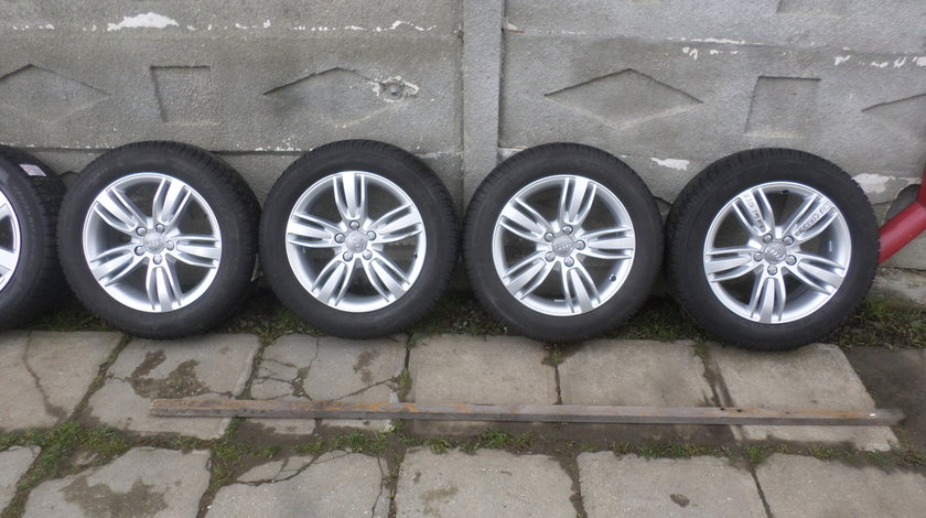 Jante 17 Audi Q3 VW Tiguan 215 60 17 Iarna Dunlop