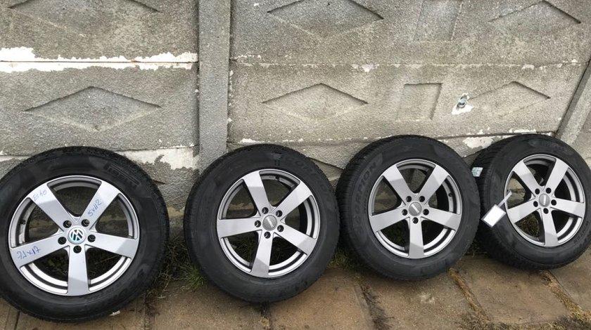 Jante 17 Dezent VW Tiguan 215 65 17 Iarna Pirelli (seal inside)