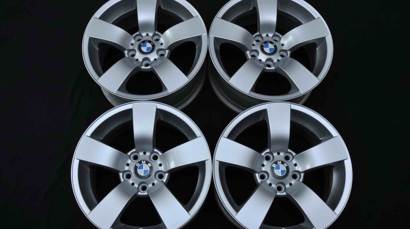 Jante 17 inch Originale BMW Seria 5 E60 E61 Style 122 ET20 R17