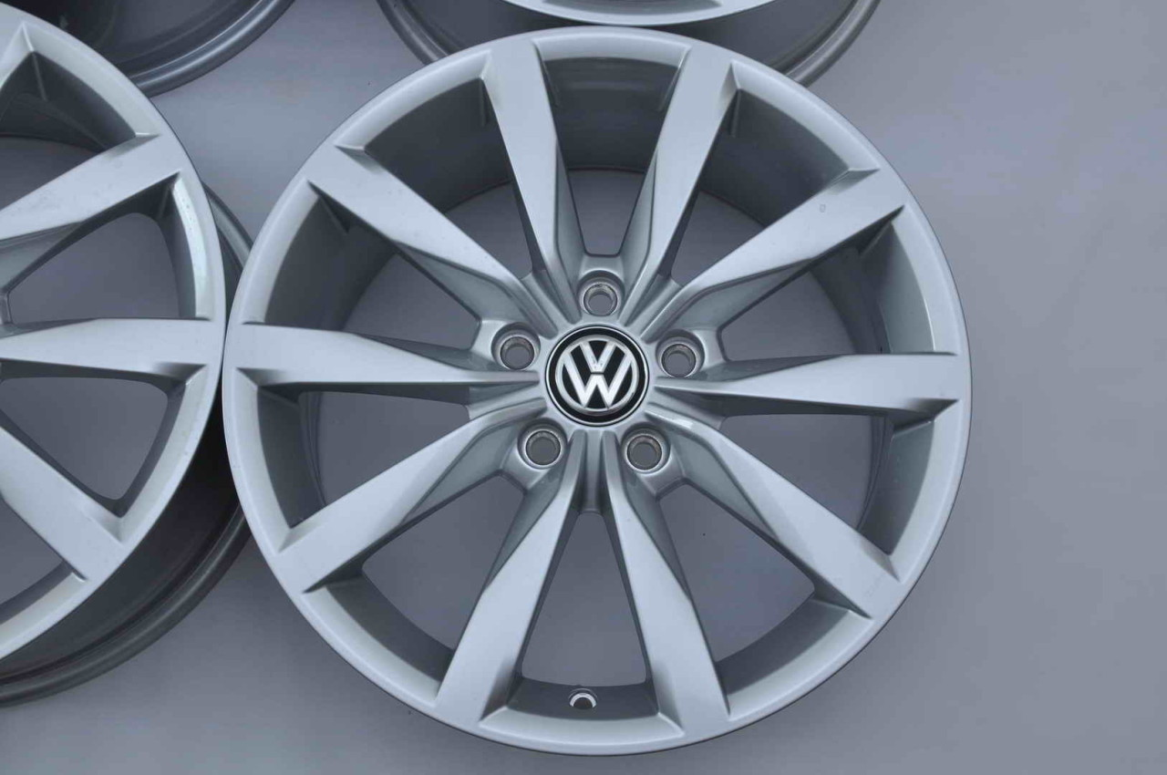 Jante 17 inch Originale VW Golf 7 Dijon R17