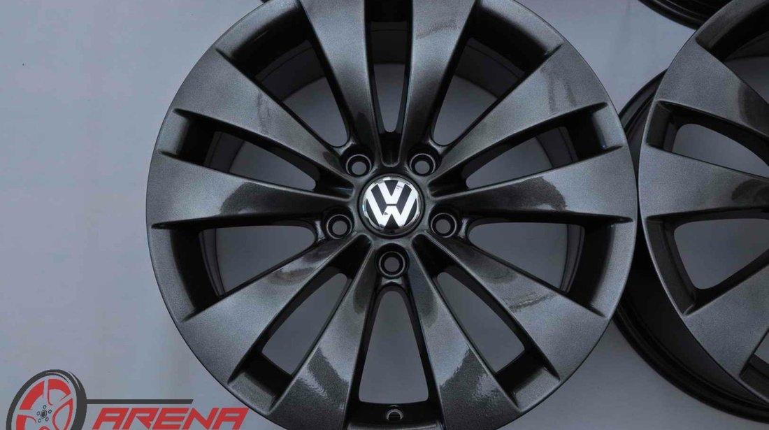 Jante 17 inch Originale VW Passat CC B6 B7 B8 Arteon Scirocco EOS Tiguan Golf Jetta R17