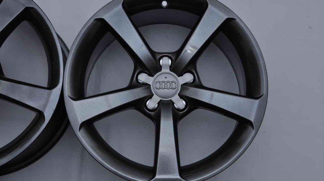 "Jante 17"" Originale Audi A3 8V Sedan Limuzina 17 inch ET43 Gri Antracit"